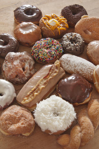 Roeser donuts
