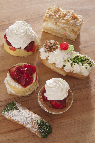 Roeser pastries